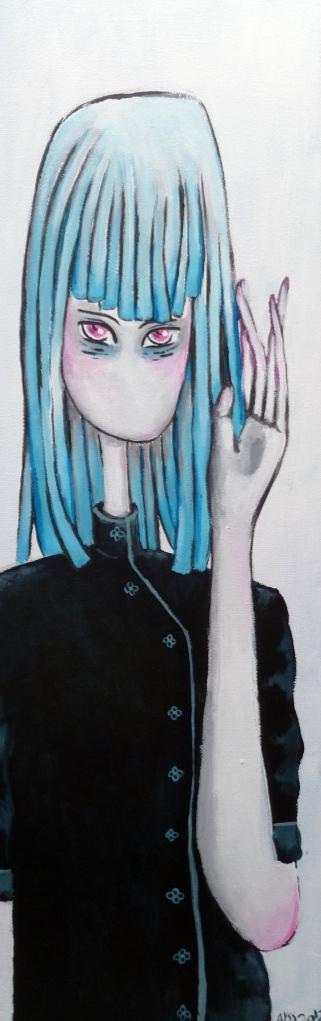 Blue Man - 2012