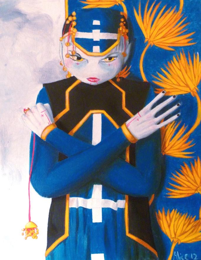 Enfant-dieu - 2012