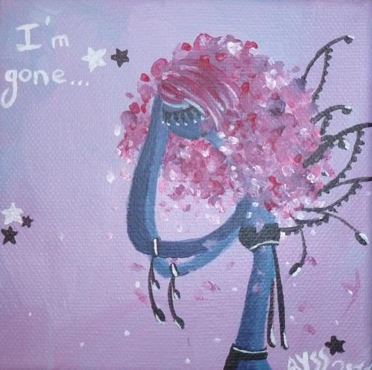 I'm gone - 2011