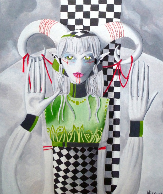 Princesse d'un chateau de carte - 2012